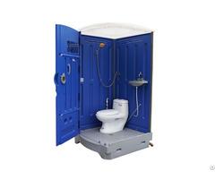 Portable Toilet Washroom