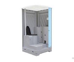 Portable Flush Toilet