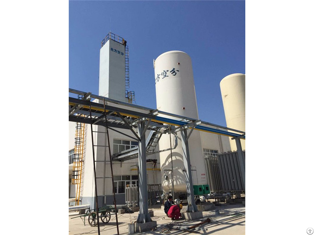 China High Purity Medical Cylinder Oxygen Air Separation Plant Manufacture