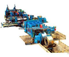 Shsinopower Com Sheet Metal Slitter Machine