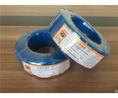 European Standard Pvc Insulation Wire Resistance To Fire Electrical Cable Cloth
