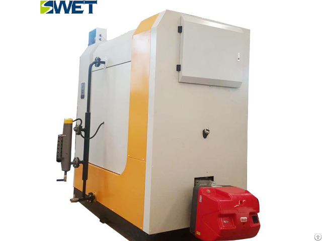 High Efficiency 500kg Gas Steam Boiler