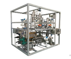 Manufacturer Supplied With Capacity From 5 To 200 N M3 H Alkaline Hydrogen Generator
