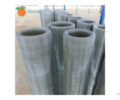 Pre Crimped Wire Screens Mesh