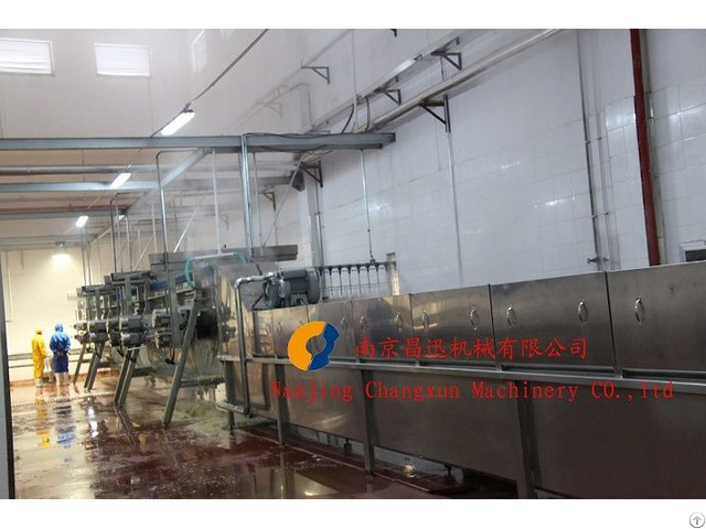 Chicken Slaughter Machine Steam Or Eletric Heating Scalder