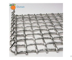 Wear Resistance Pre Crimped Screens Mesh