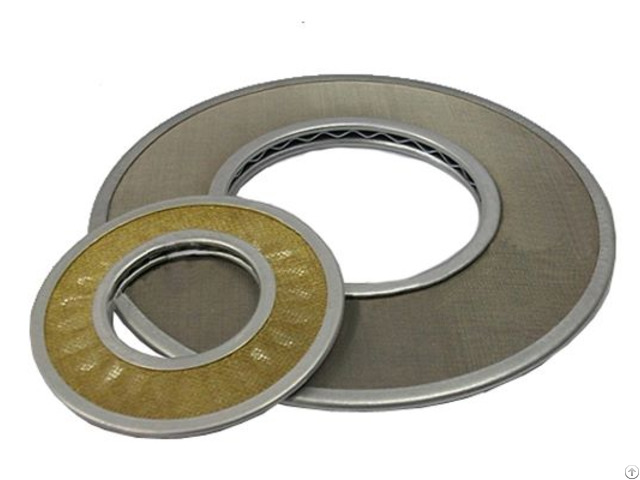 Wire Mesh Filter Discs Or Extruder Screen