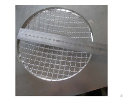 7inch 185mm Dia Round Headlight Stone Guard Grille For Volkswagen