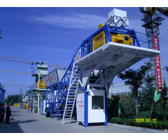 China Made Yhzs60 Mobile Concrete Batching Plant With Ccc Iso9001 Certificates