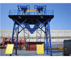 High Quality Simple Concrete Mixing Plant For Sale