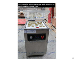 Multepak Caviar Vacuum Packaging Machine