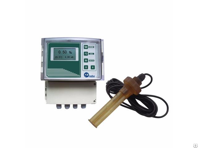 Dtc 9510 Multi Parameter 4 In 1 Water Controller Online Salinity Sensor Meter