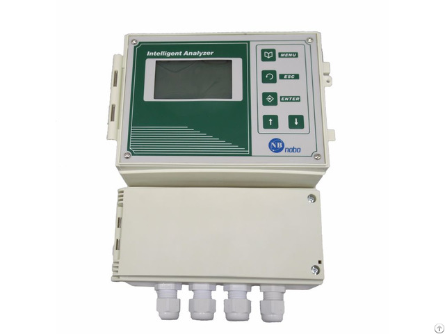 Nbdt 1800 Multi Parameter Water Quality Analyzer Ph Orp Dissolve Oxygen Mlss Meter