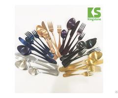 5pcs Flatware Sets Stainless Steel Cutlery Set