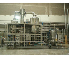 Bone Skin Fish Gelatin Evaporative Sterilizer Processing Equipment