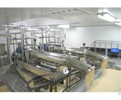 Bone Skin Fish Gelatin Votator Scraped Heat Exchanger Processing Equipment