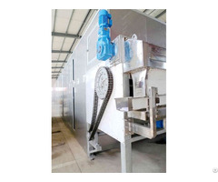 Bone Skin Fish Gelatin Continous Band Dryer Processing Equipment