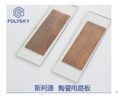 Thick Film Ceramic Substrate
