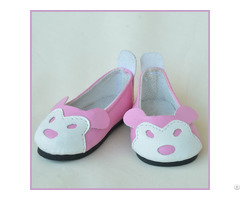 Creative Design Doll Shoes