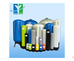 Canature Huayu Ion Exchange Resin Sand Filter Plastic Water Tank Filtros