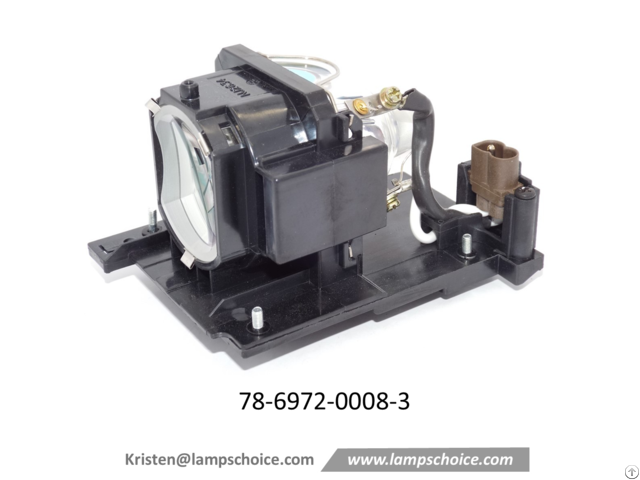 Replacement Projector Lamp With Housing For 3m X35n 78 6972