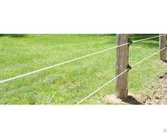 Electric Wire Horse Fencing System
