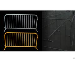 Galvanised Steel Tube Railing Fence Panels