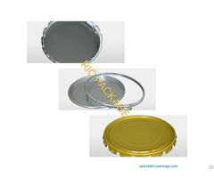 Paint Can Components Tinplate Component Containers