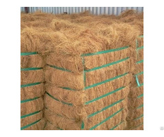 Long Coconut Fiber Dried