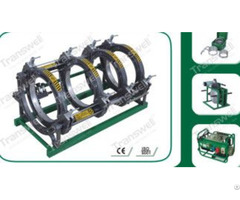 Chdhj 315 Hydraulic Butt Welding Fusion Machines 5100w For 110 315mm Pe Pipes Supplier