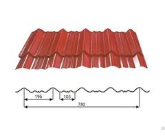 Steel Encaustic Tiles