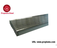 Hot Rolled Galvanized Sheet