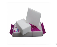 Dish Washing Melamine Sponge Foam Cleaner With Colour Packing