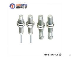 M12 All Metal Proximity Sensor