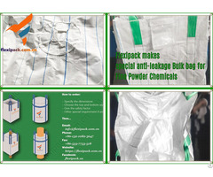 Fibc Bags Big Bag For Chemical Powder