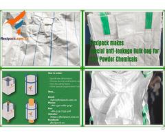 Fibc Bags Big Bag For Chemical Powder