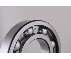 Chinese Factory Low Price Deep Groove Ball Bearing