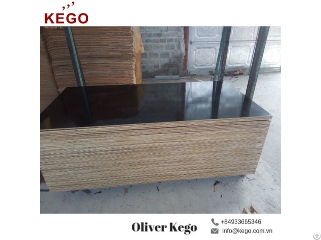 Tego Plywood Best Quality For Construction 2018 Korea Market