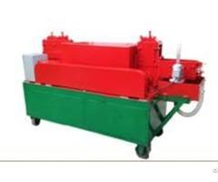 Multiply Functions Scaffolding Steel Tube Straightening Machine Kk 48b