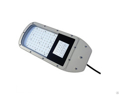 40w Solar Street Light System Sharp Led Chips For Outdoor Lighting
