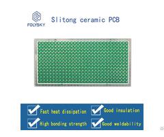 High Power Led 3535 Cob Ceramic Substrate