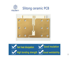 Alumina Ceramic Printed Circuit Board
