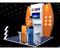 Hot Sale Cheap Standard Booth Design