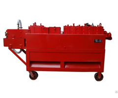 Scaffolding Steel Tube Pipe Metal Hose Straightening Machine Kk Ae13
