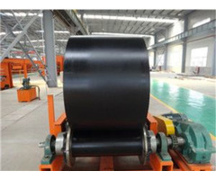 Polyester Fabric Conveyor Belt Ep 2000 5 Assembly