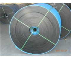 Iso Standard High Temperature Resistant Ep Nn 800mm Conveyor Belt For Sale