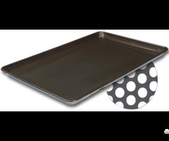 Teflon Coating Non Stick Perforated Aluminium Alloy Baking Tray