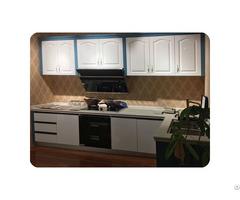 European Style Solid Wood Cabinets Lw En002