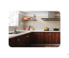Factory Customized American Kitchen Cabinet Lw Ak004