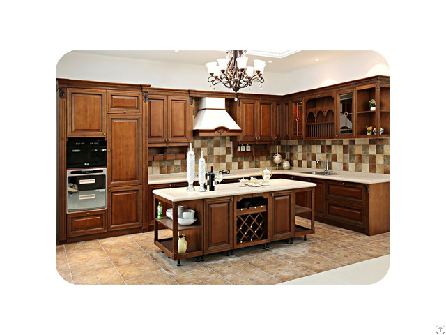 American Kitchen Cabinet Made In China Lw Ak002